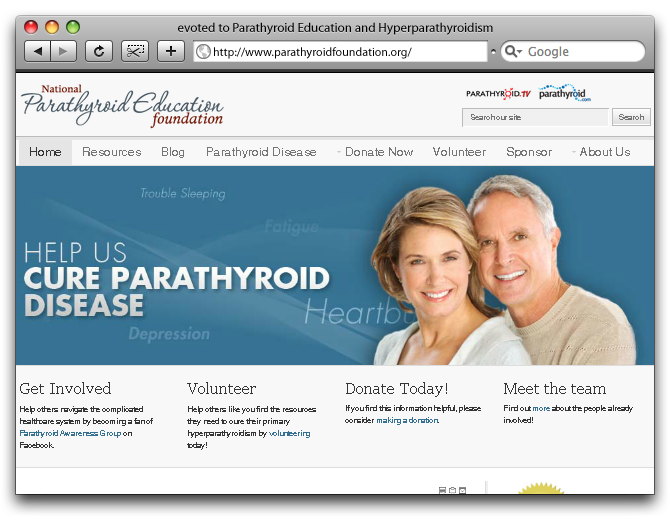 Parathyroid Foundation
