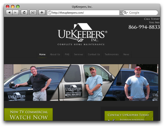 UpKeepers, Inc.